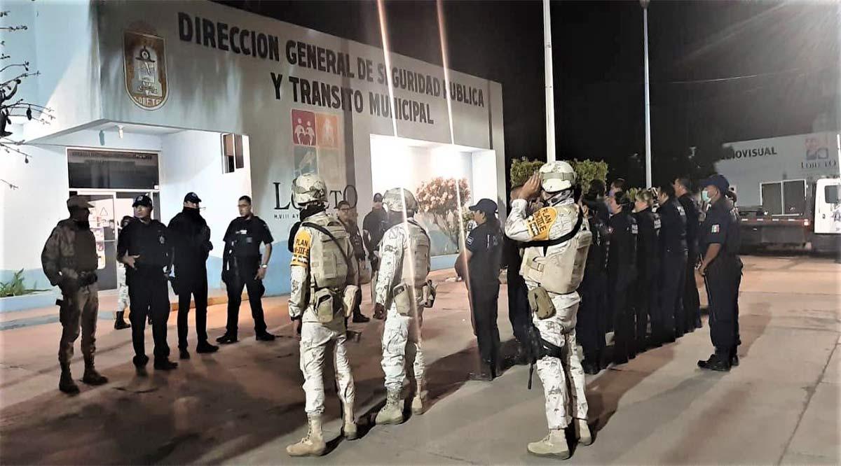 Prohibirán circular la noche del 9 de mayo en Loreto