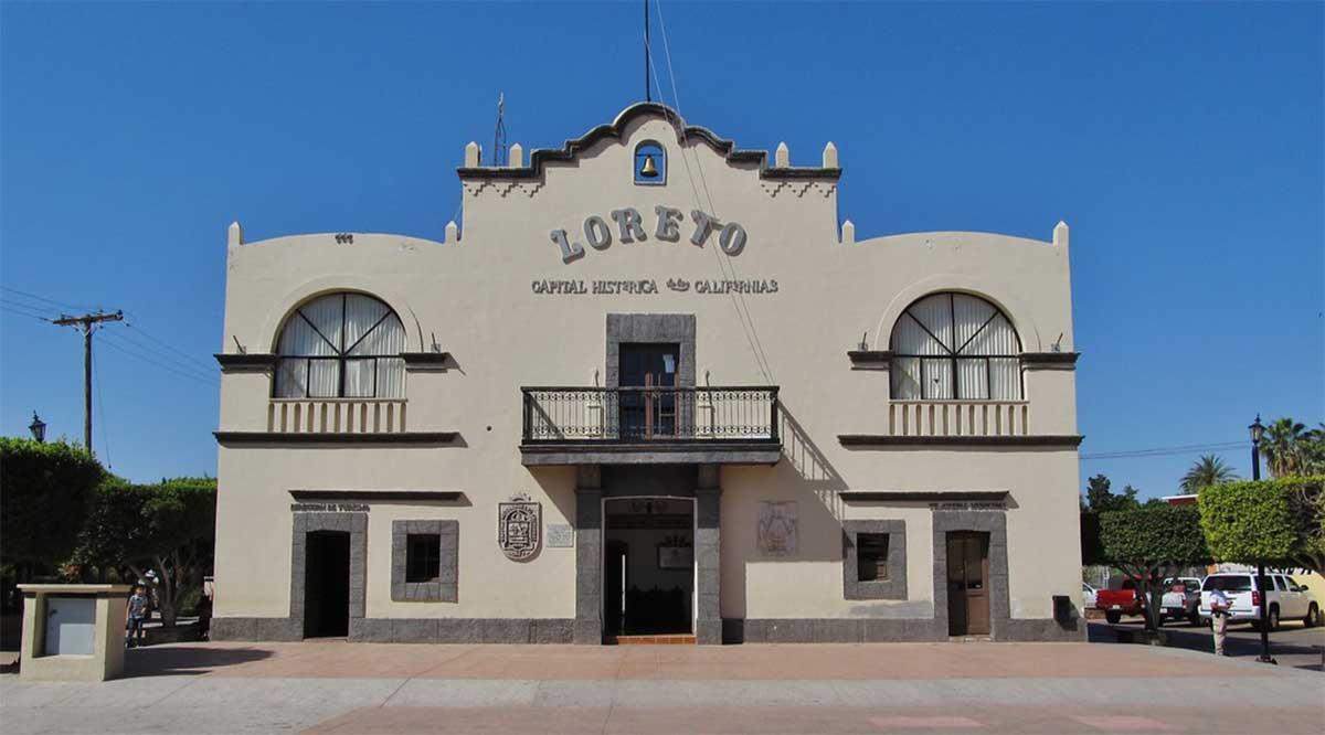 La vecindad con Comondú y Mulegé evita que Loreto sea Municipio de la Esperanza