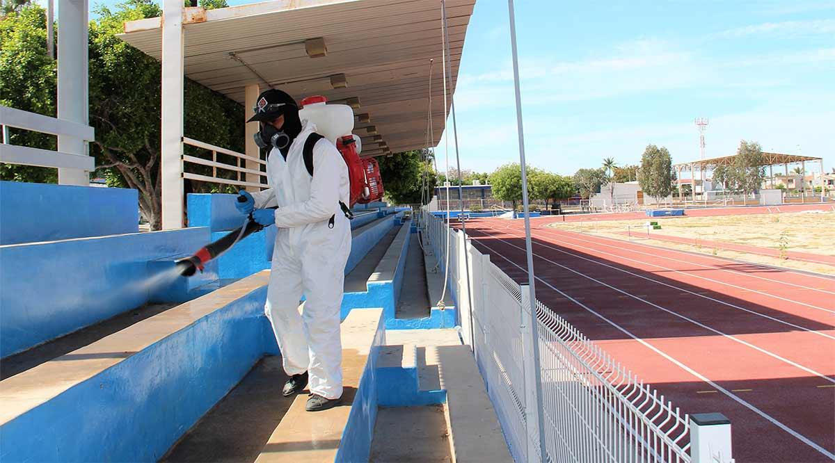 Elaboran guía en BCS para volver a la nueva normalidad en el deporte