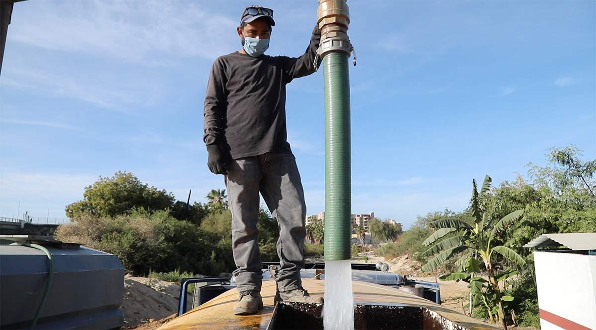 Se ha beneficiado a más de 40 mil cabeños con agua potable