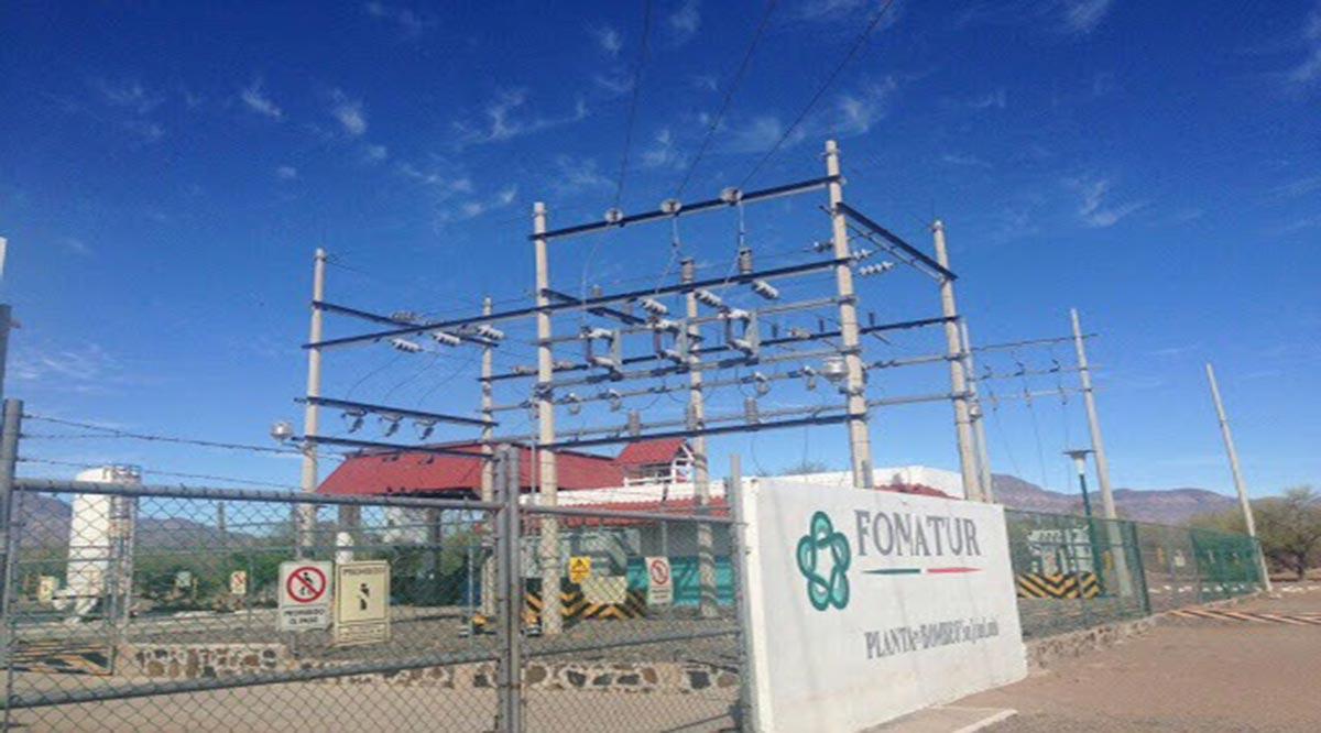 Corte de energía de la CFE a Fonatur deja sin agua a los loretanos