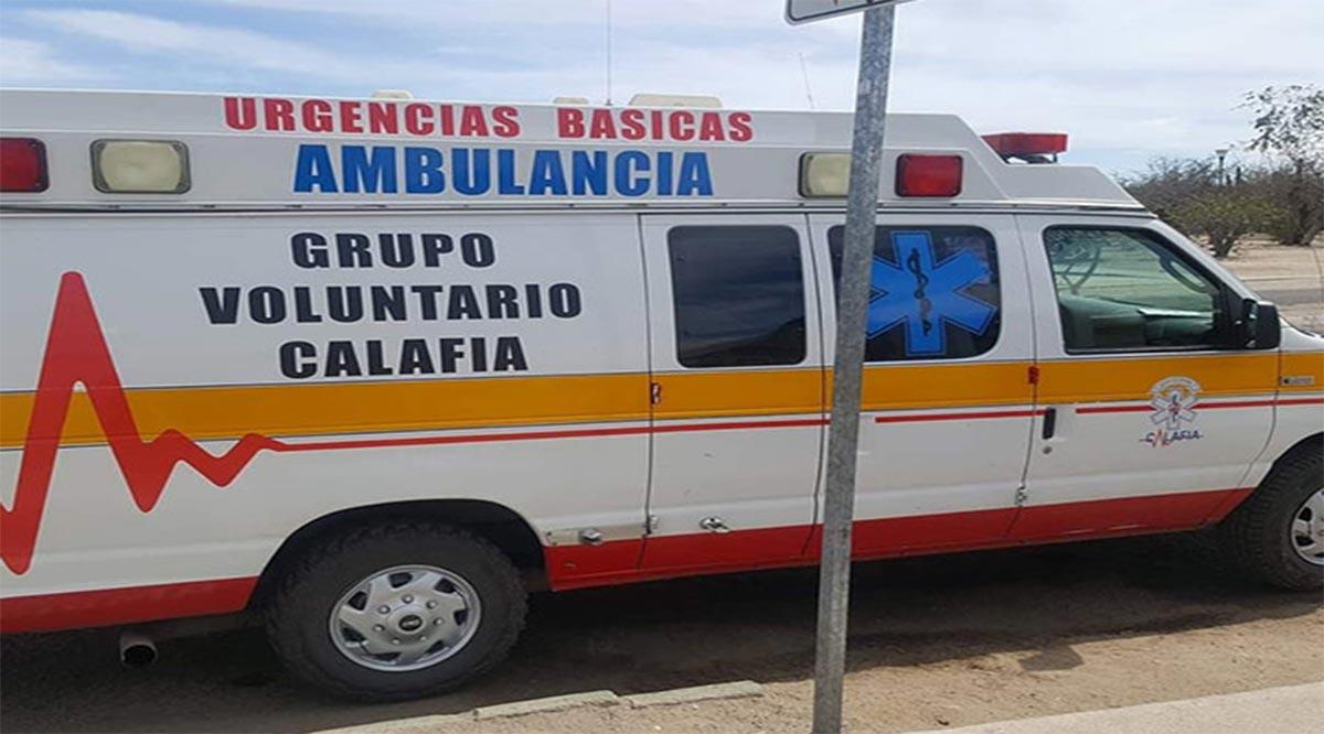 Encuentran hombre golpeado en El Centenario