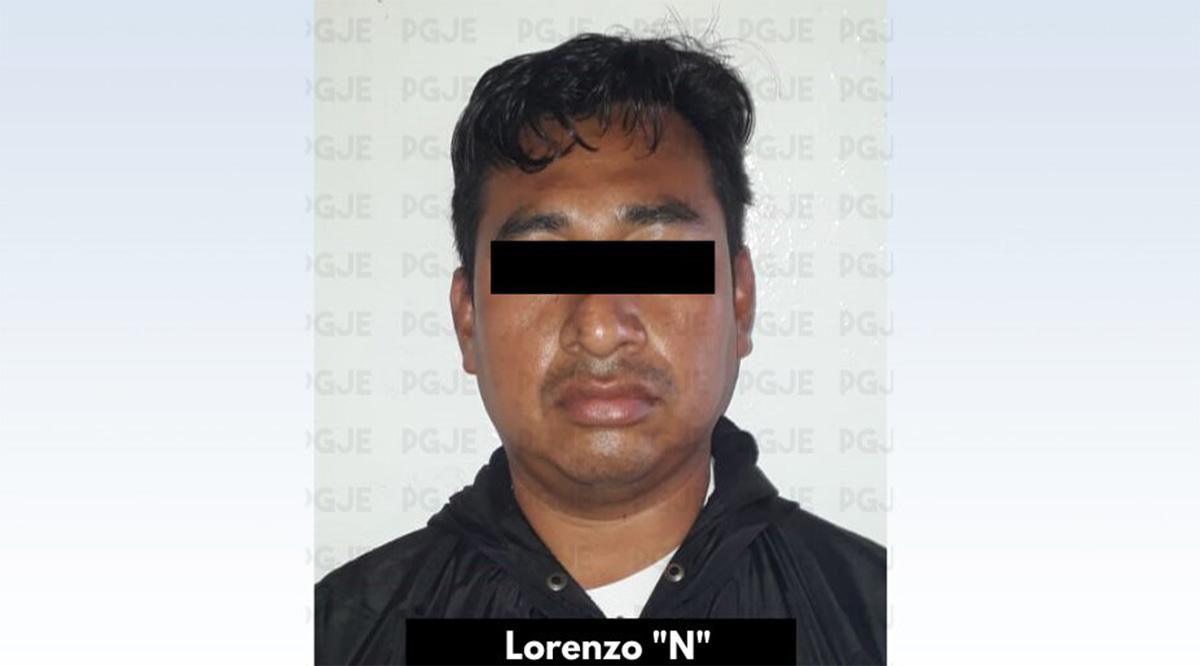 Prisión preventiva a sujeto acusado de violación