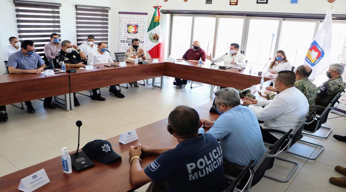 Reforzarán acciones preventivas para atender la emergencia sanitaria por Covid-19