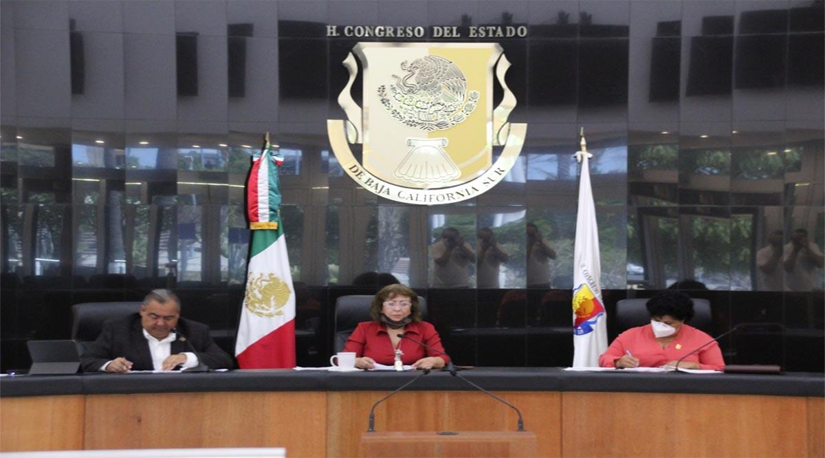 Se extiende reingreso laboral en el Congreso de BCS del 15 al 30 de junio
