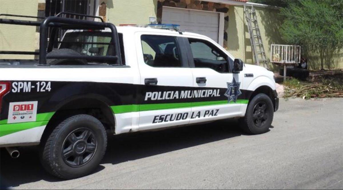 Moviliza a policías sustracción de una infante en Delegación de Todos Santos