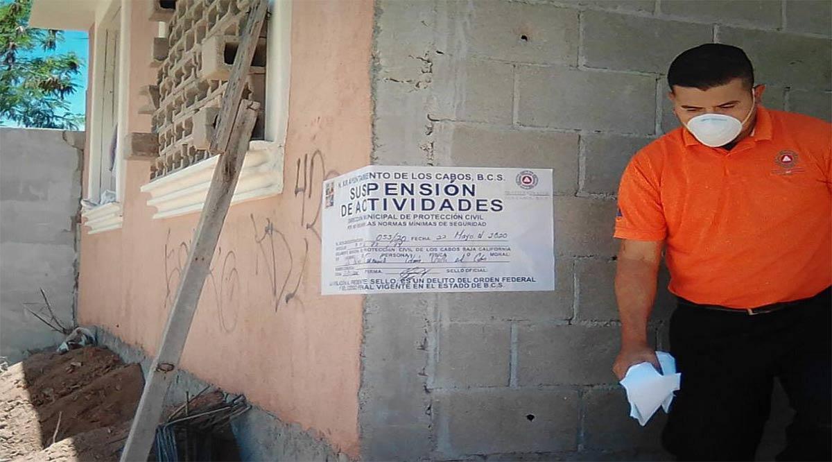 Multarán en Los Cabos a negocios no autorizados para operar con hasta 250 mil pesos