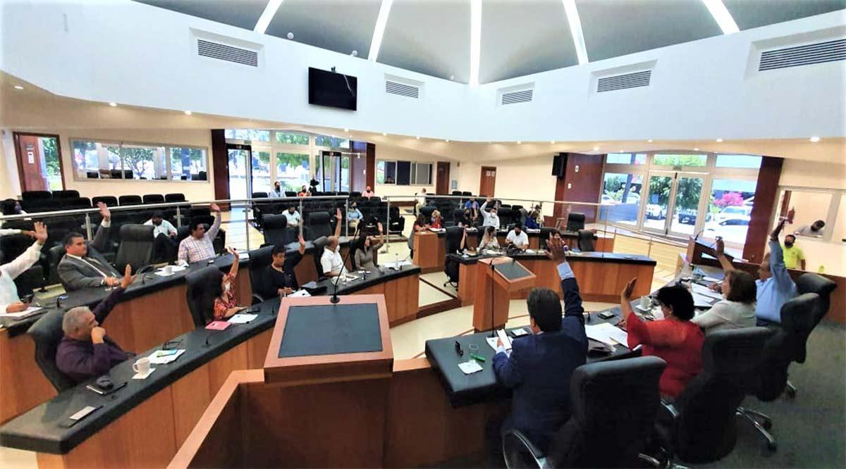 Quiere Morena derogar decreto que otorga la Junta de Gobierno del Congreso a PES y PAN