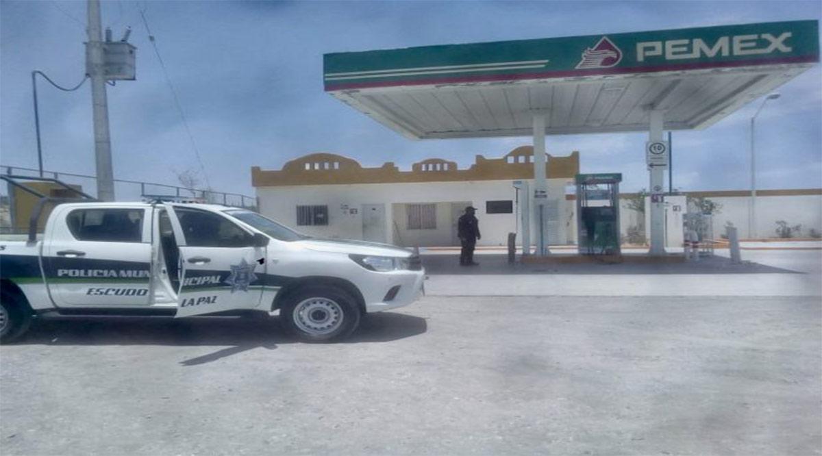 Asaltan gasolinera de Las Pocitas