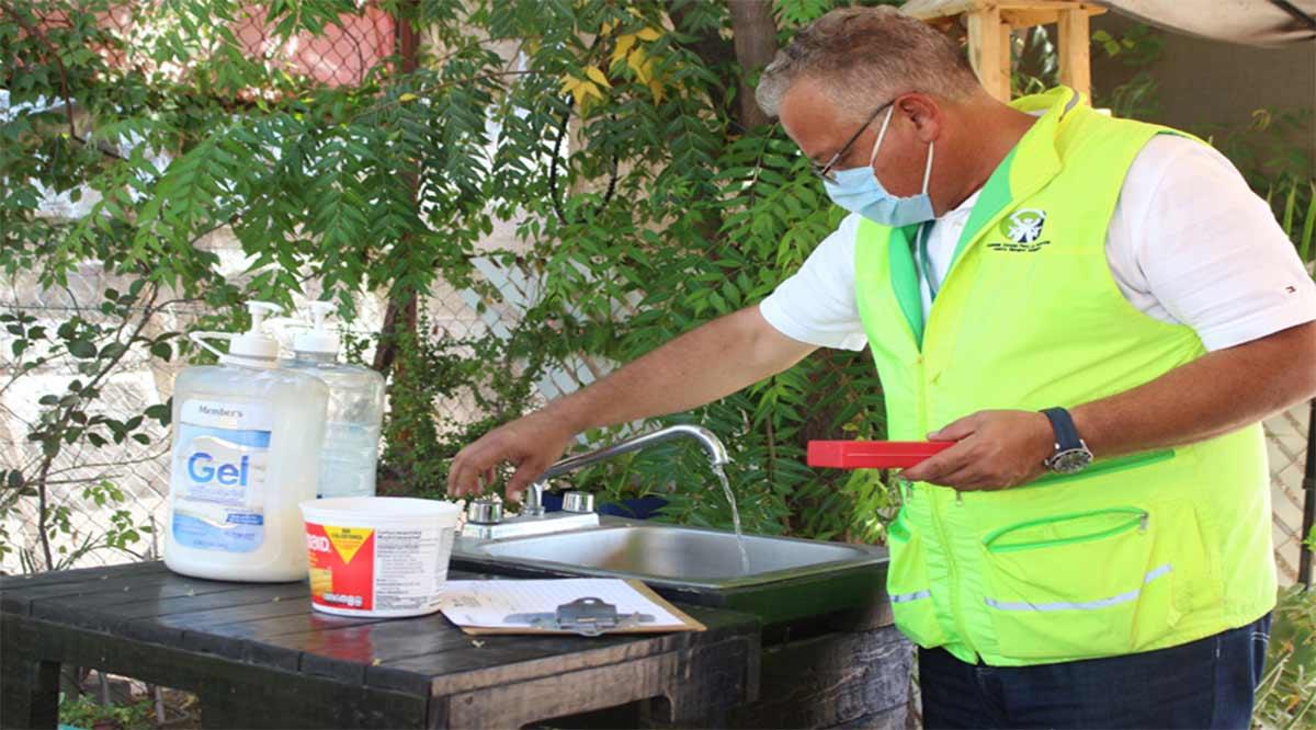 Realizan acciones para prevenir el dengue en colonias de Los Cabos