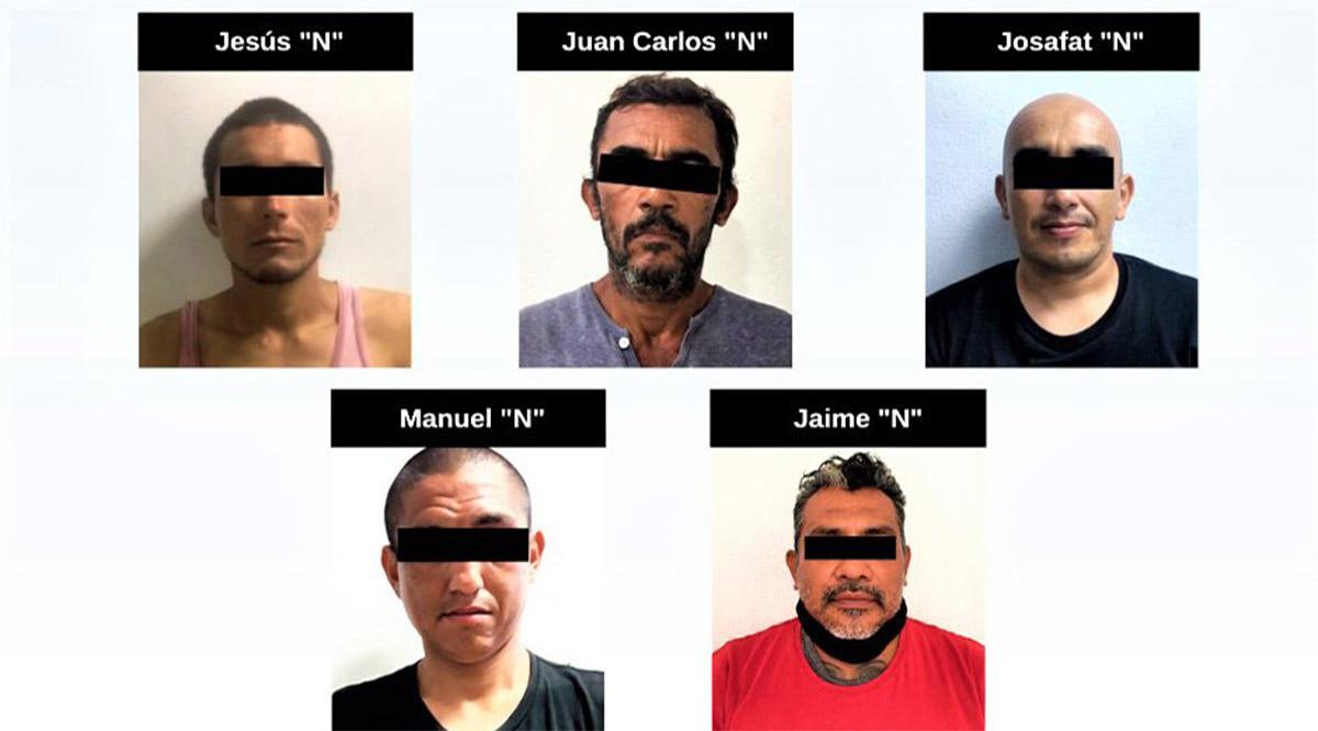 Por diferentes delitos detuvieron a 4 personas en BCS