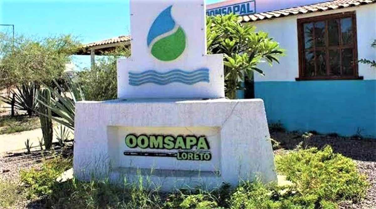 Anuncian tandeo emergente de agua en Loreto por problemas en bombas