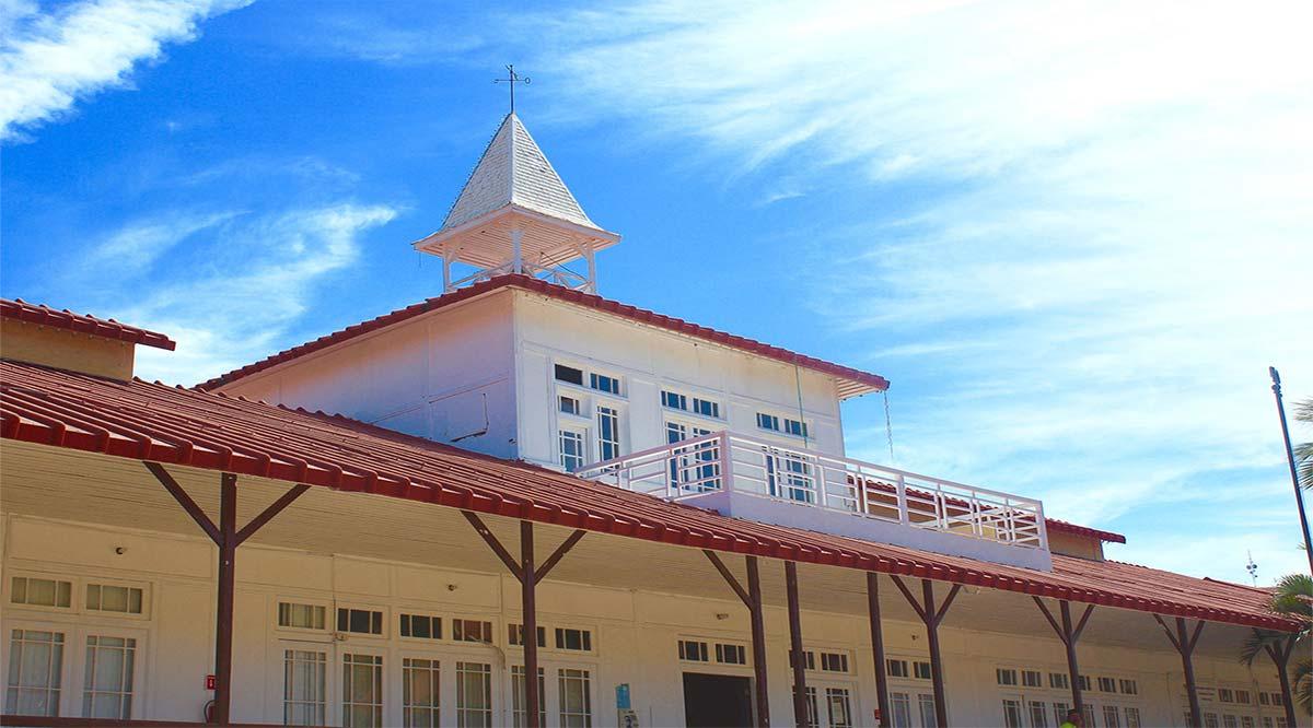 Sanitizan instalaciones gubernamentales de Mulegé