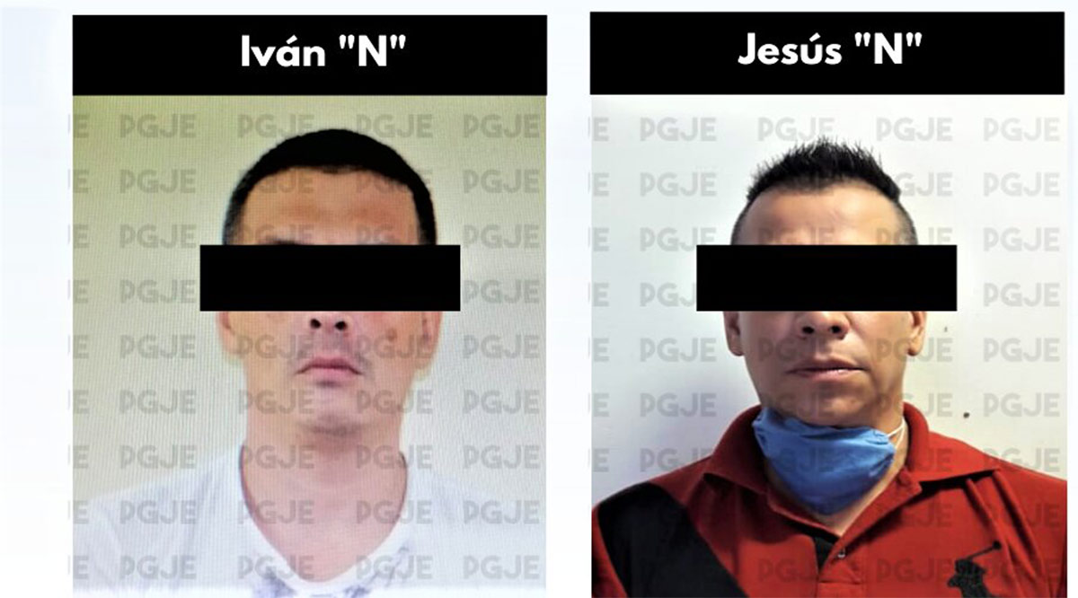 Ejecutan orden de aprehensión por homicidio a 2 acusados que huyeron a Michoacán