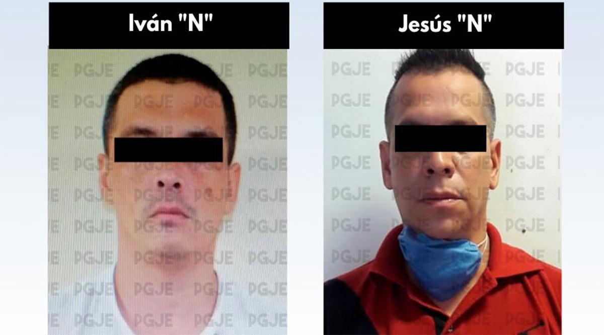 Formal prisión para acusados por homicidio de 2 policías