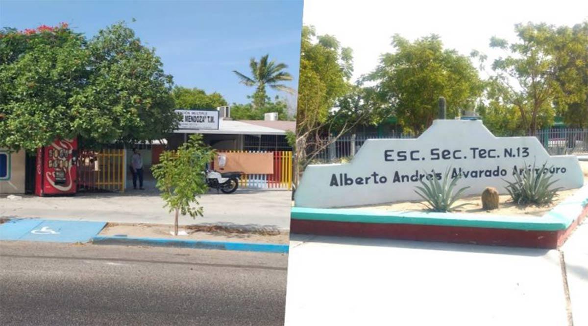 Roban en 2 escuelas; una a metros de Seguridad Pública