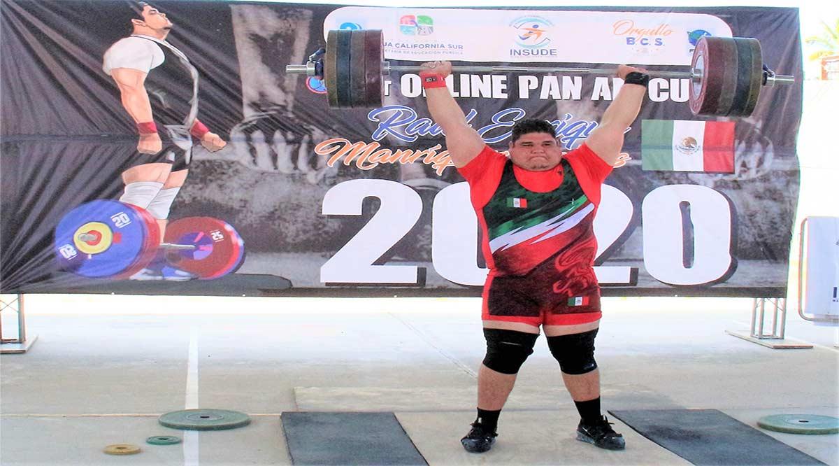 Obtuvo Raúl Manríquez el segundo lugar en el Panamericano