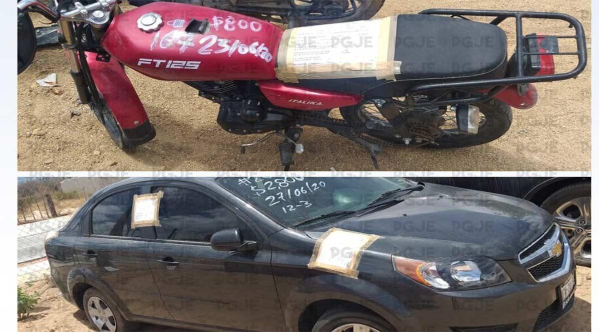 Localizan vehículos robados en Los Cabos