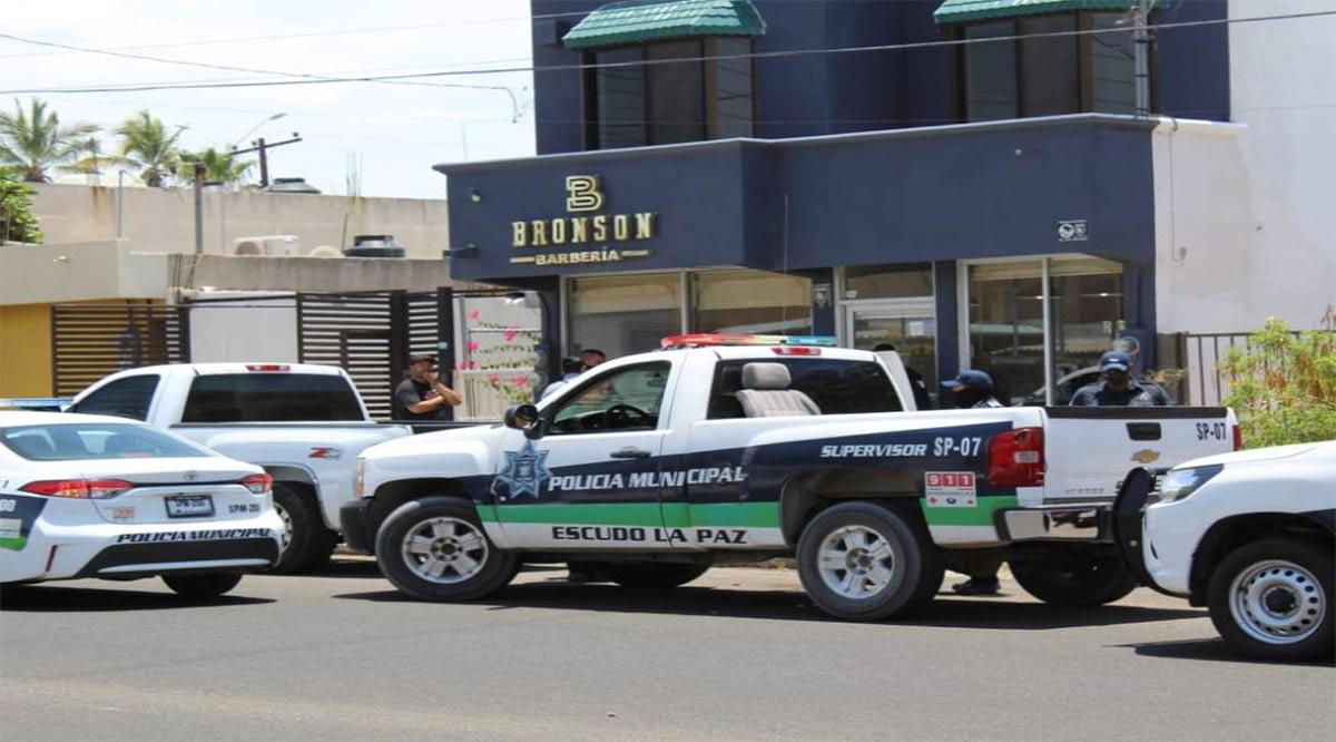 Cristalazo de 230 mil pesos en La Paz