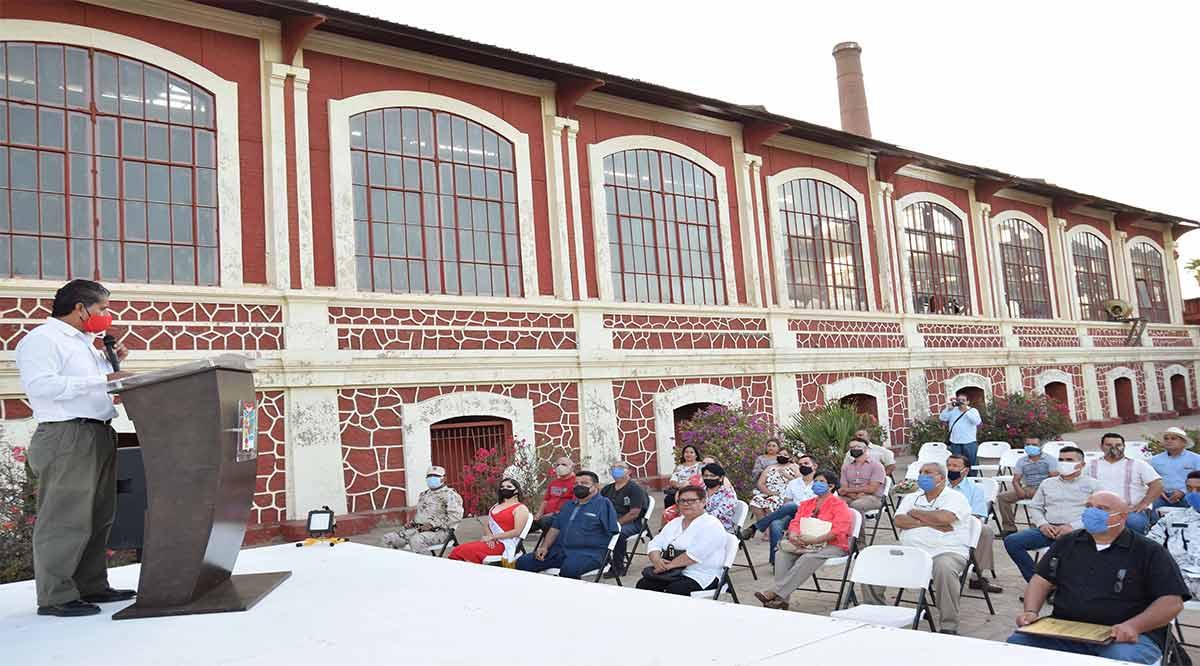 Celebran 135 años de la fundación de Santa Rosalía