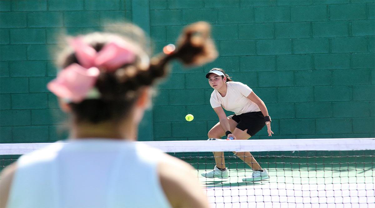 Alistan protocolos para el regreso a la práctica del tenis