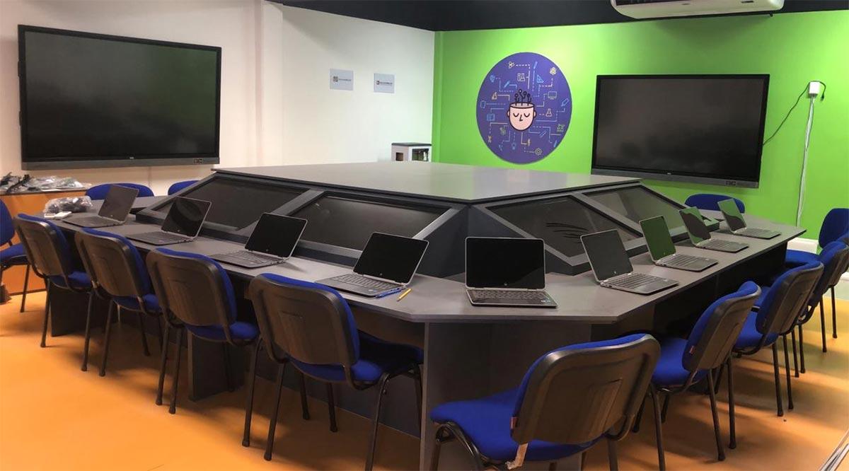 Posee Loreto la primera aula STEM en Latinoamérica