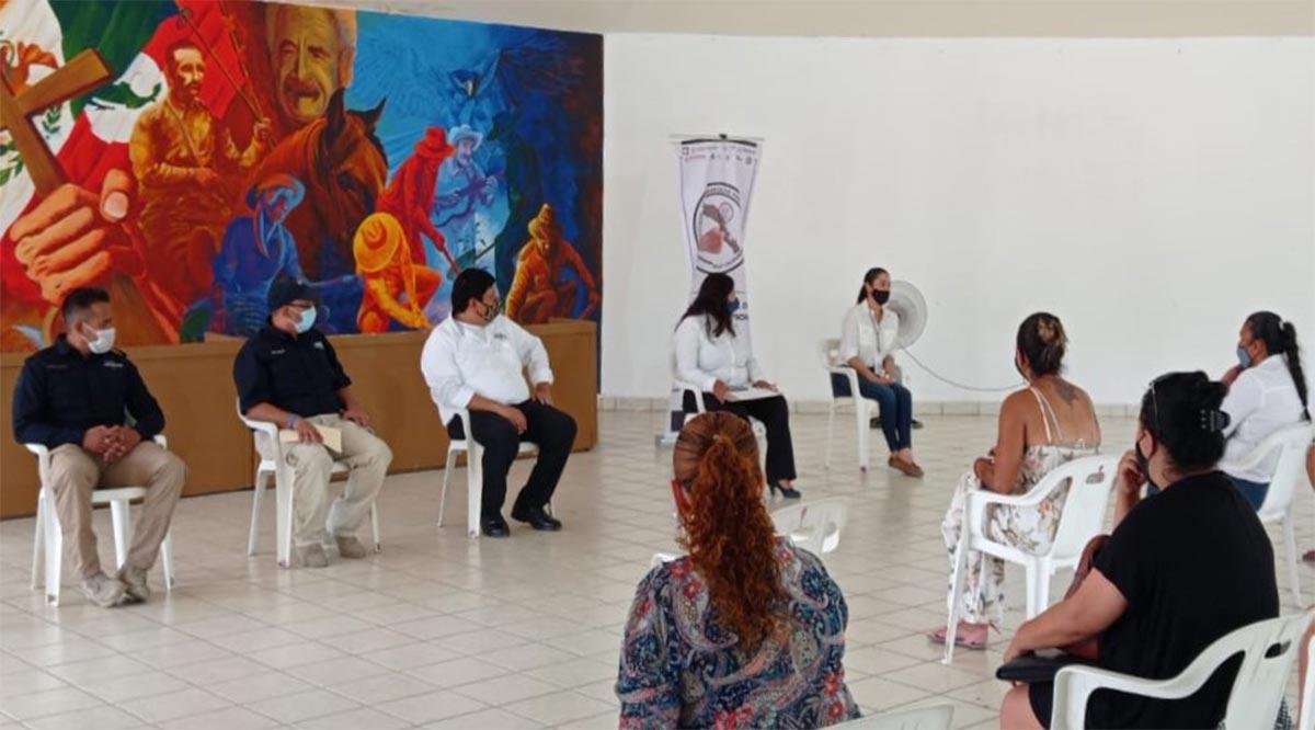 Sostuvieron reunión Comisión Estatal de Búsqueda de Personas con colectivos y familiares en Comondú