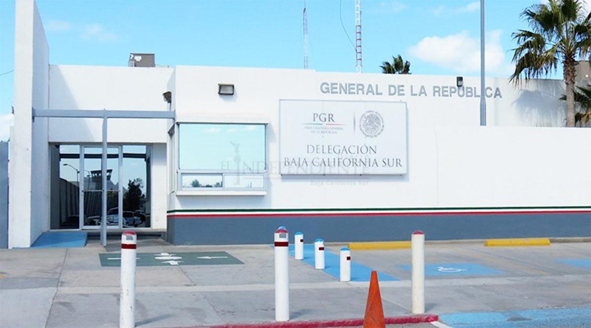 Sufre atentado Director de la FGR en BCS