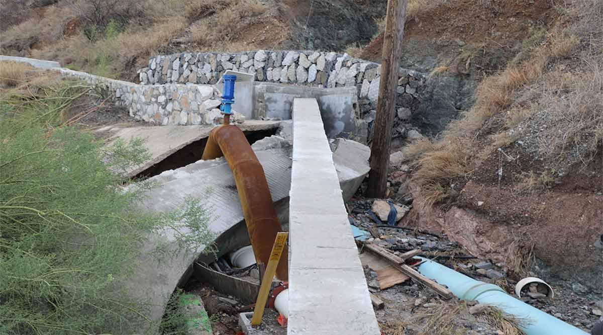 Padecen en Los Cabos problemas de desabasto de agua