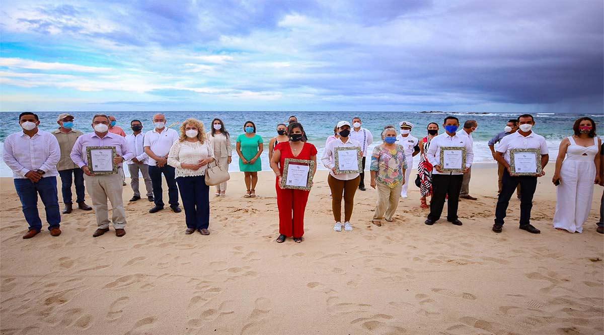 """Otorgan 5 """"Playas Platino"""" en Los Cabos"""