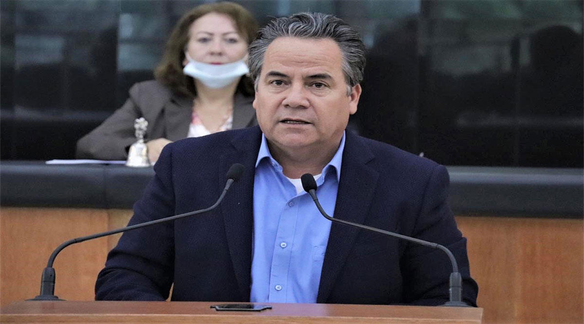 """Acusa diputado Ruíz que aplica el gobierno de BCS la """"Ley de Herodes"""" para evitar publicar decretos"""