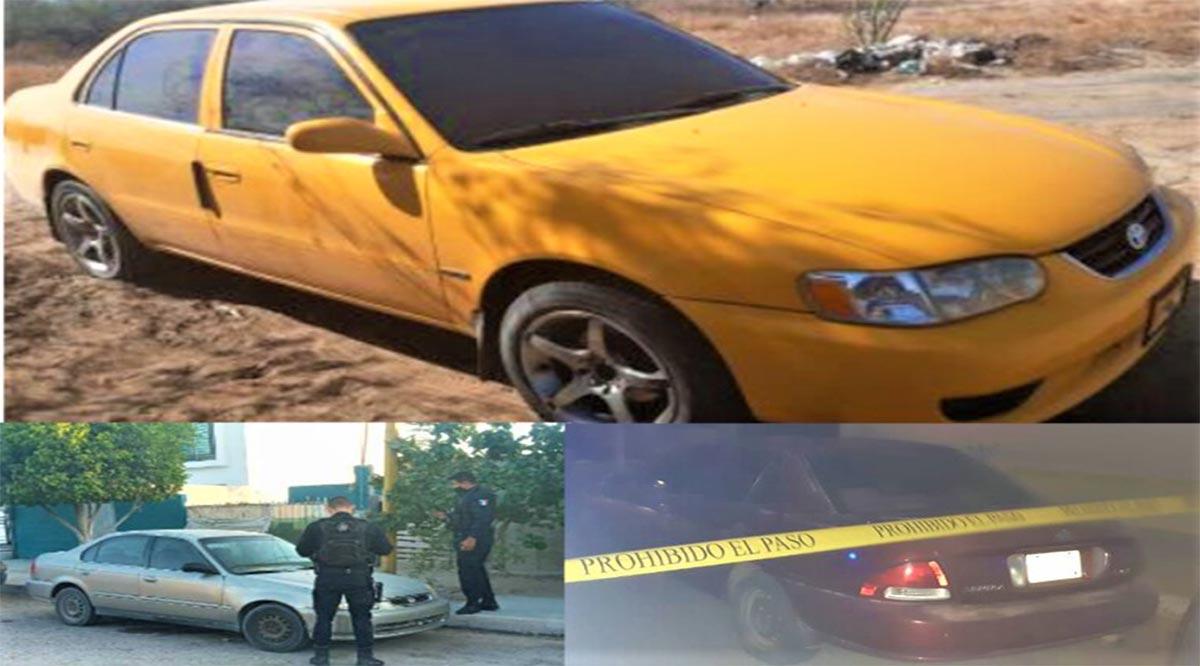 Recuperaron 3 vehículos con reporte de robo en La Paz