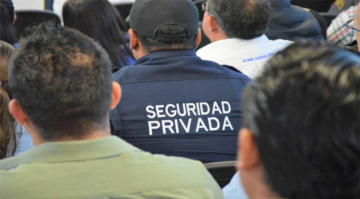 Se han sancionado 16 empresas de seguridad privada en el 2020