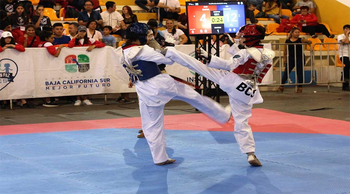 Participará selección de TKD en entrenamiento nacional online