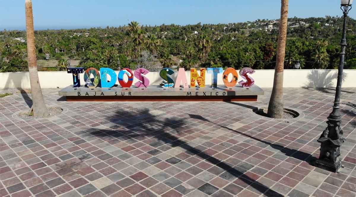 Asaltan comercio en Todos Santos