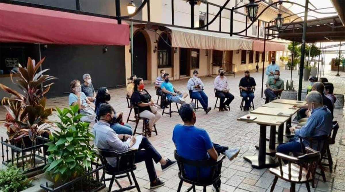 Buscan reactivar el corredor turístico del callejón La Paz y la calle Esquerro