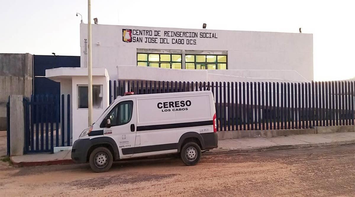 Decomisan 3 celulares y marihuana del interior del penal de San José del Cabo
