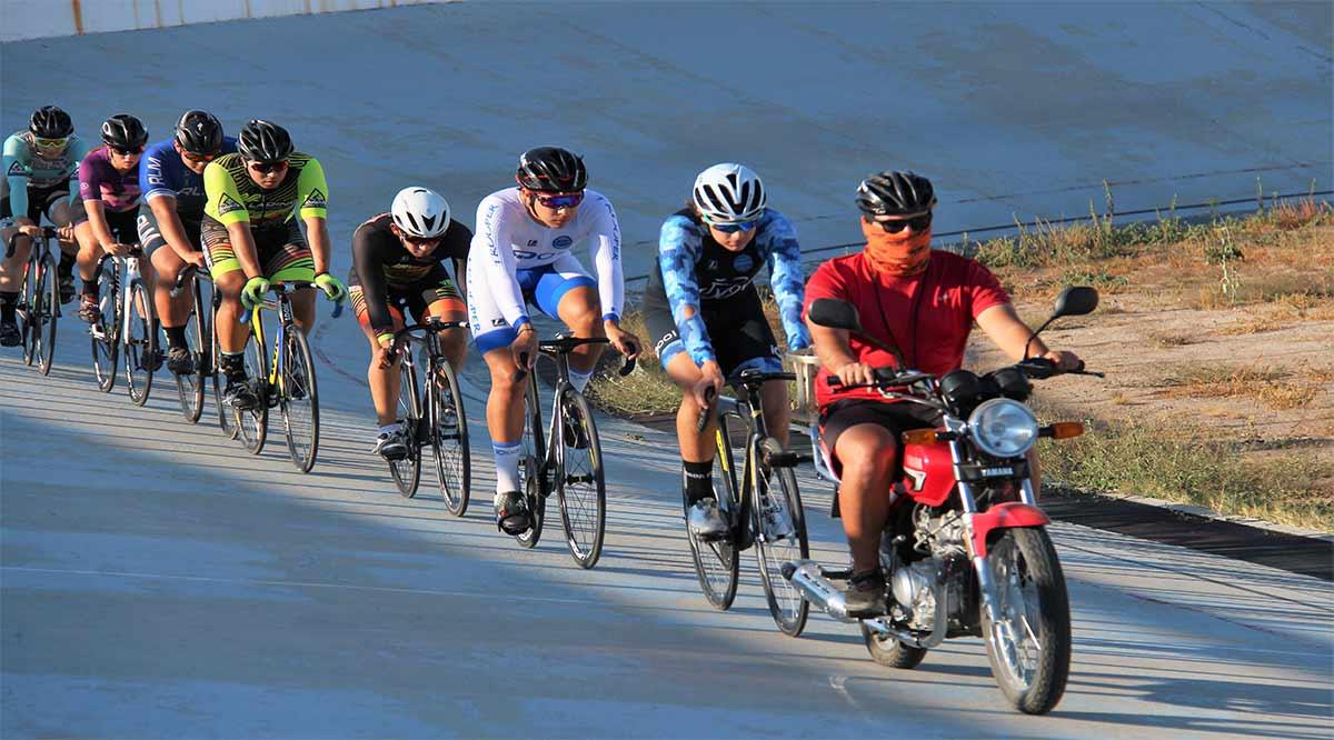 Esperan buenos resultados en el ciclismo de pista