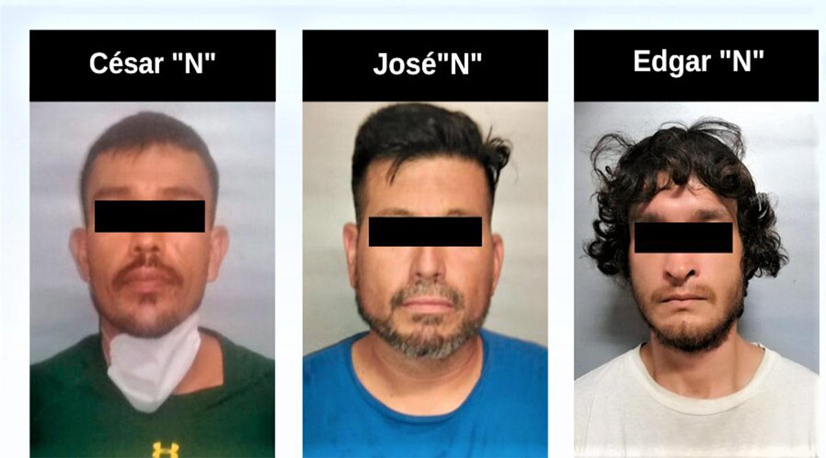 Detenidas tres personas por la comisión de diversos delitos en La Paz