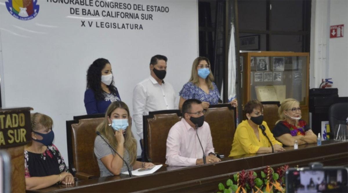 Ordena SCJN la inmediata reinstalación de los 5 diputados destituidos en el Congreso de BCS