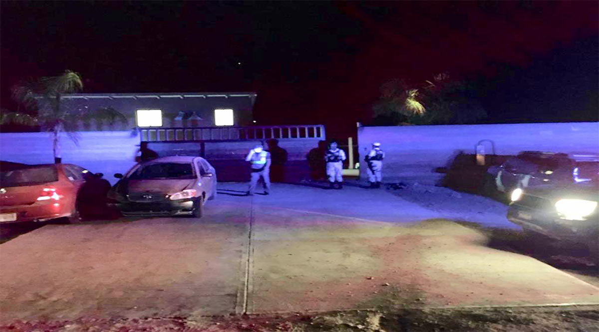 Suspenden fiesta privada en Loreto por incumplir medidas sanitarias