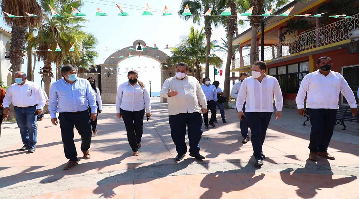 Acuerdan gobierno de BCS y Fonatur en beneficio de Loreto