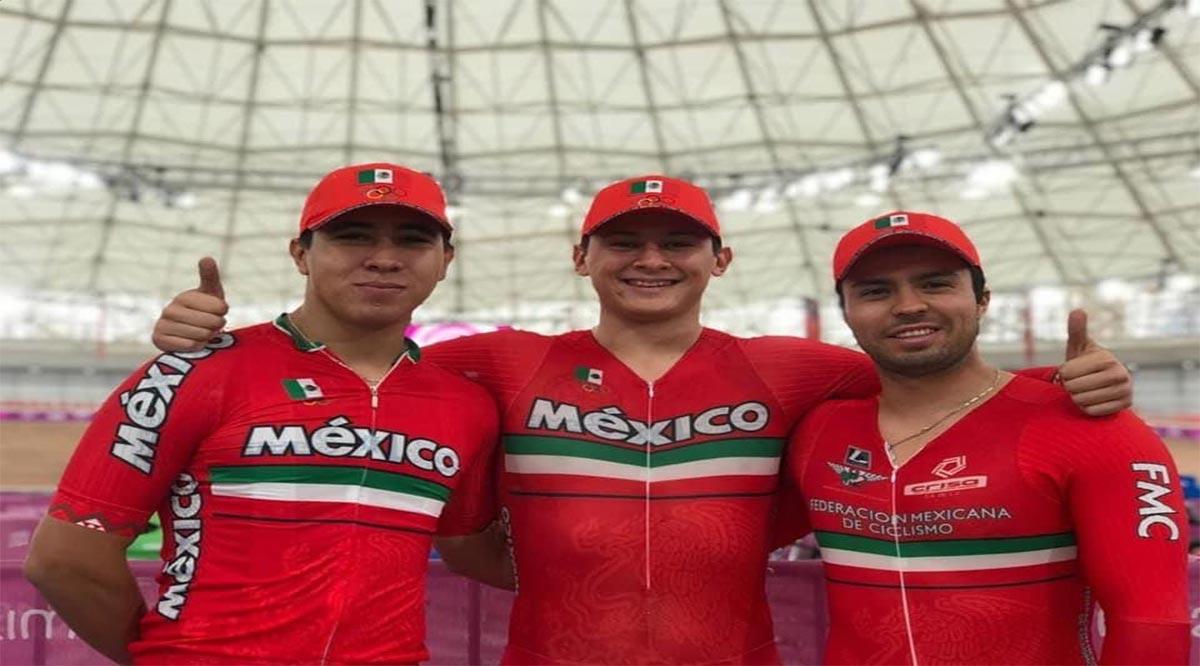 Regresarán medalla de plata a ciclistas de BCS en Lima 2019