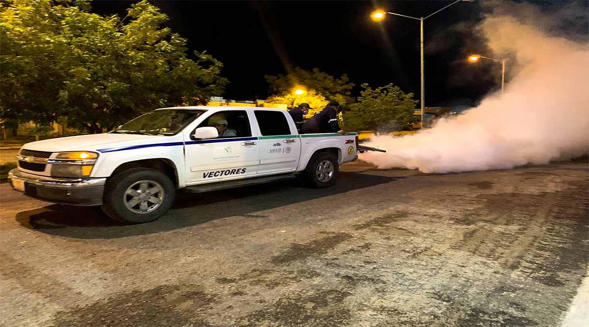 Fumigan en zona rural y SJC para prevenir el dengue
