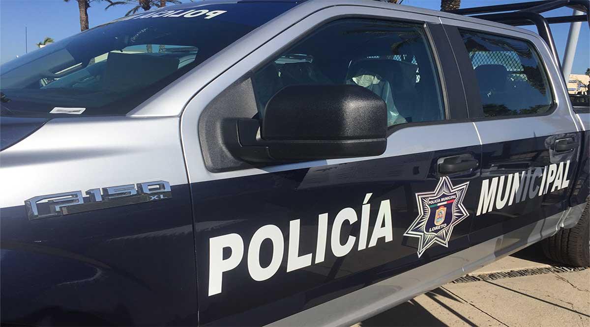 Atiende Policía de La Paz varios incidentes