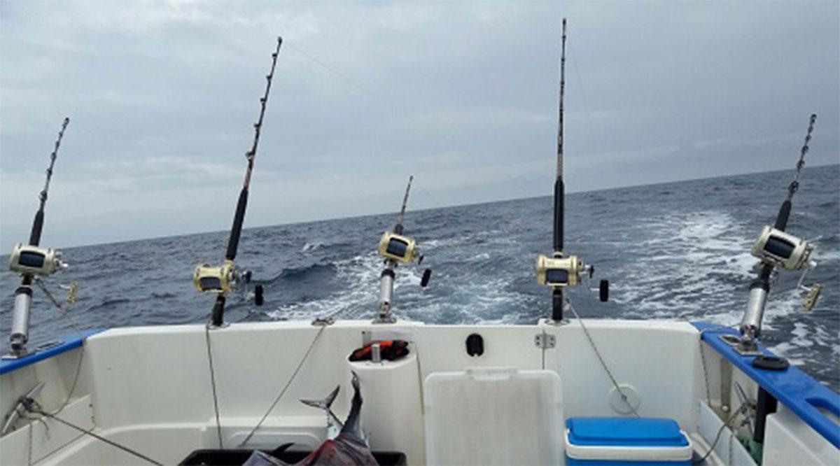 El equipo Dolche Vite ganó I Torneo de Pesca de Dorado en Loreto