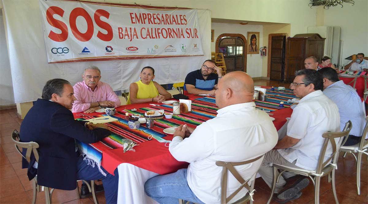 Creará Congreso de BCS fondo financiero para apoyo a empresas