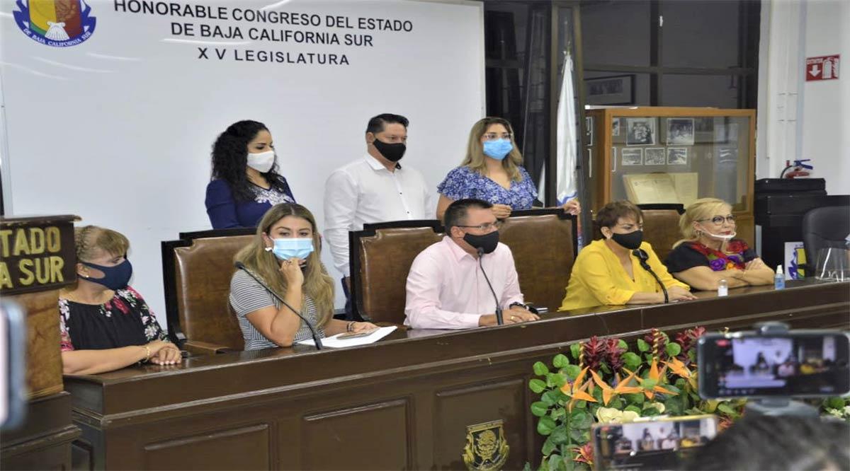 Nuevo revés a resolutivos morenistas en el Congreso de BCS