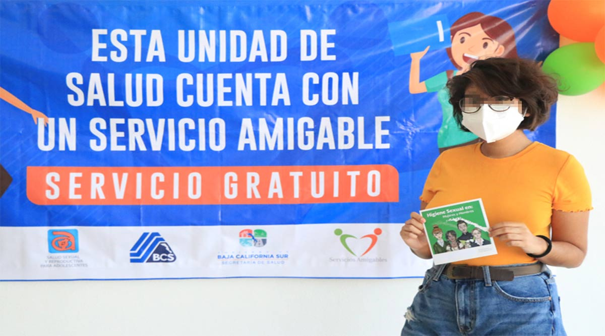 Abren consultorio de servicios amigables para adolescentes en La Ribera