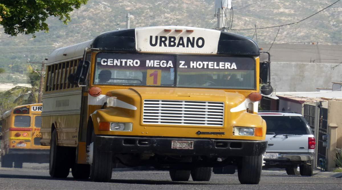 Se enfrentará a particulares que dan servicio de transporte que operen fuera de la reglamentación en Los Cabos
